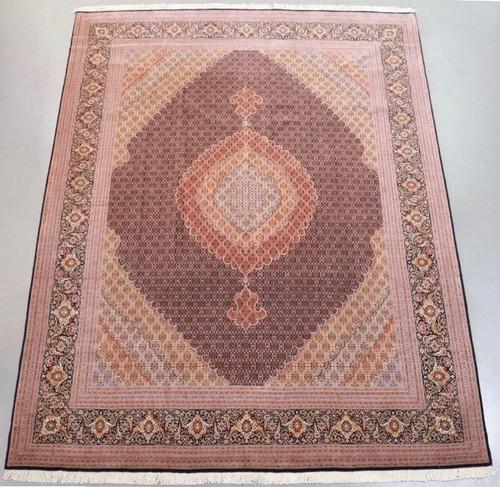 Mahi Tabriz Fine 50 Raj Persian Rug (Ref 4934) 389x302cm