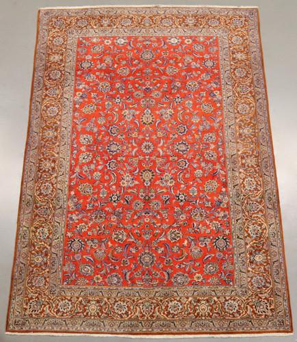 Kashan Vintage Persian Rug (Ref 367) 289x198cm