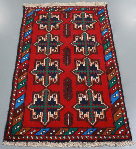Baluchi Fine Tribal Rug (Ref 896) 131x78cm