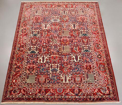 Bakhtiari Persian Village Rug (Ref 1) 377x300cm