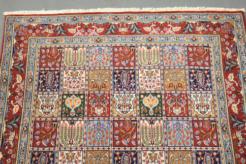 Birjand Pictorial Persian Rug (Ref 389) 202x147cm