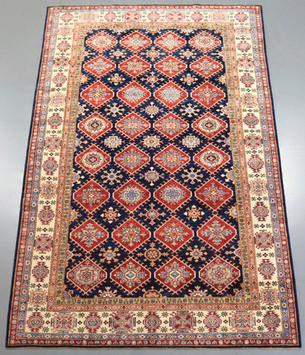 Kazak Farahan Fine Veggie Dye Rug (Ref 33165) 305x200cm