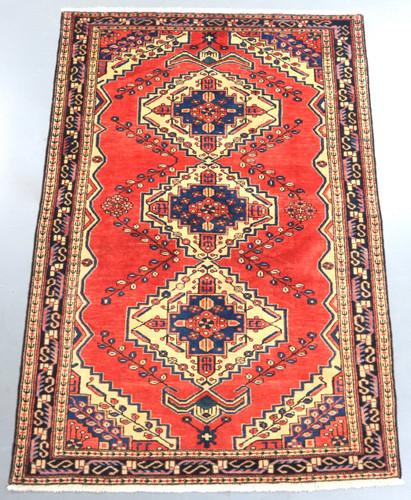 Afshar Vintage Persian Rug (Ref 2251) 210x140cm