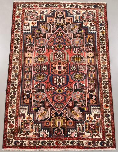 Touserkan Vintage Persian Rug (Ref 263) 197x128cm