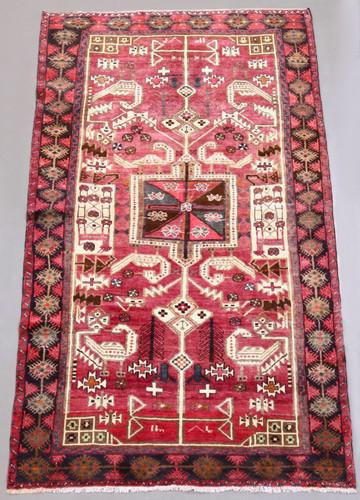 Luri Vintage Persian Rug (Ref 131) 265x155cm