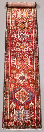 Karaja Vintage Persian Runner (Ref 276) 385x65cm