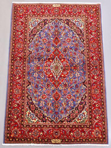 Kashan Kork Wool Persian Rug (Ref 193) 171x113cm