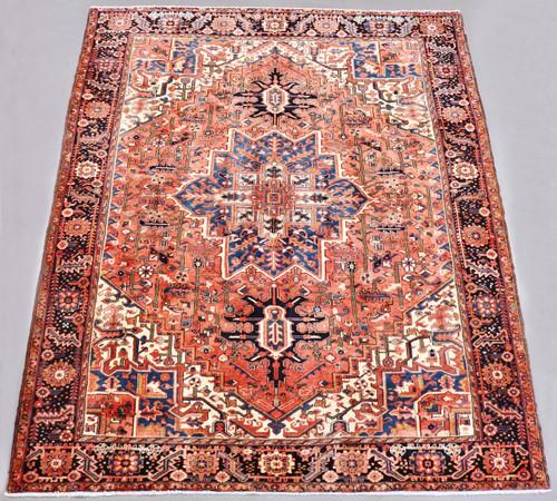 Heriz Vintage Persian Rug (Ref 243) 346x283cm