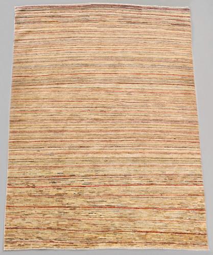 Chobi Linear Vegetable Dye Rug (Ref 423) 245x175cm