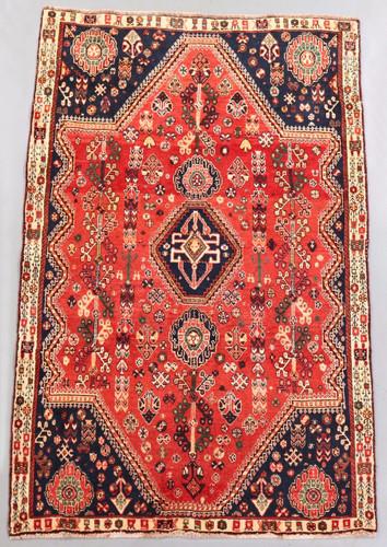 Shiraz Qashqai Persian Rug (Ref 125) 180x115cm