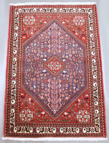 Abadeh Vintage Persian Rug (Ref 421) 153x109cm
