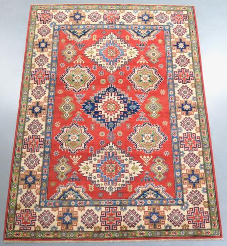 Kazak Veggie Dye Rug (Ref 1202) 238x177cm