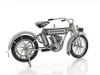 Harley-Davidson Model 7D Twin 1911 Motorcycle Metal Model