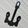 Byers Navy Stockless Ships Metal Anchor Wall Decor