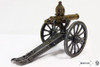 "Civil War Gatling Gun Metal Display Model 6.88"" USA 1861"