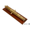 Scale Model Cannon French Louis XIV Panoplie Wood Base
