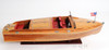Chris Craft Runabout Wooden Model Speed Boat
