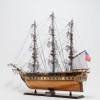 USS Constitution Old Ironsides 1798 Ship Model