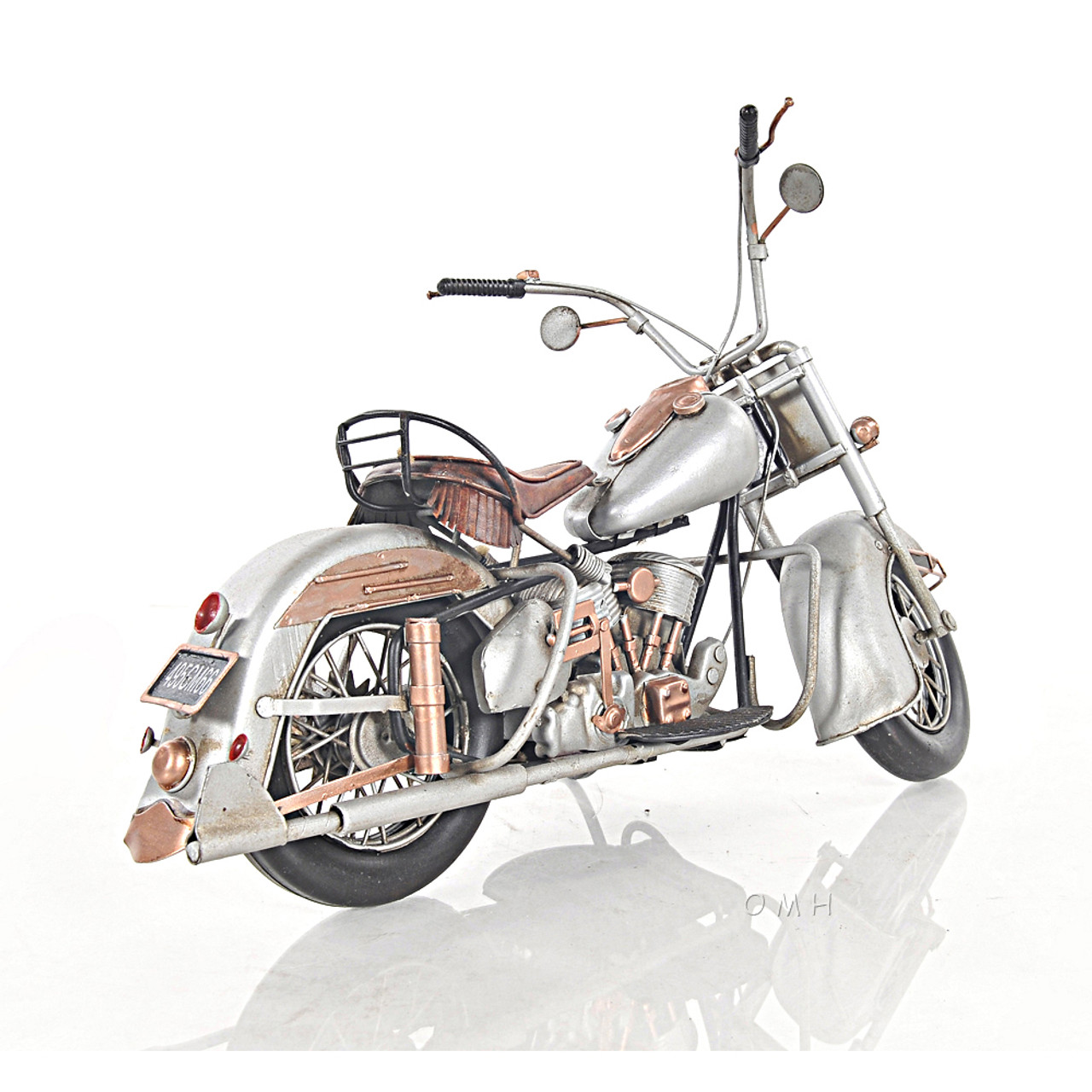 1957 Harley Davidson Sportster Motorcycle Scale Model