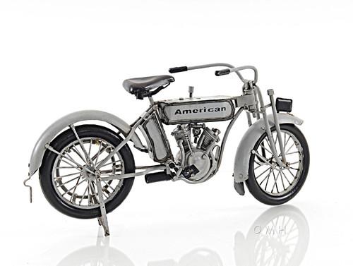 Harley-Davidson 7D Twin 1911 Motorcycle Metal Model
