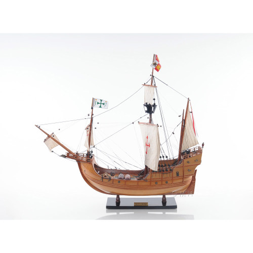 La Santa María Model Columbus Flagship