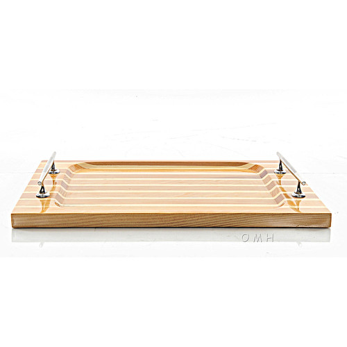 Christ Craft Serving Sushi Rectangular Tray Cedar