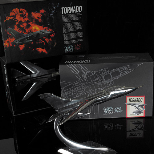 Panavia Tornado Fighter Jet Bomber Model Aircraft