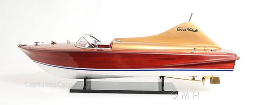 1955 Chris Craft Cobra 21 Foot Model Speed Boat