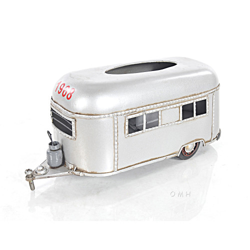 Rectangular Tissue Holder Travel Camping Trailer Model