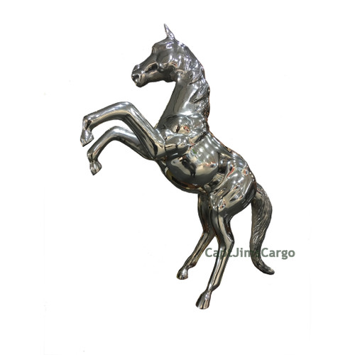 Horse Statue Figurine Decorative Metal Home Decor
