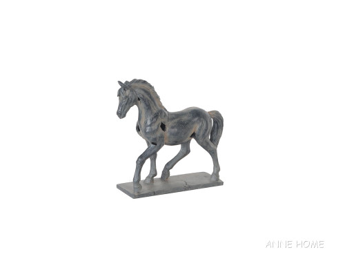 Rustic Horse Large Statue Country Western Home Decor