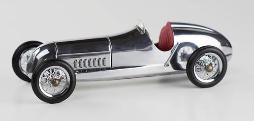 Red Seat 1934 Silver Arrow Silberpfeil Model