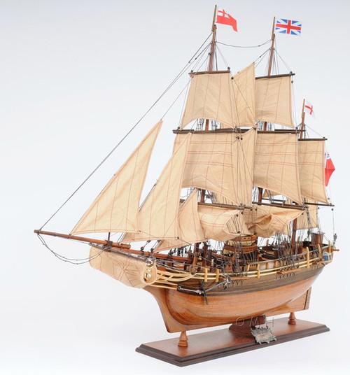 HMS Bounty Tall Ship Model William Bligh Boat