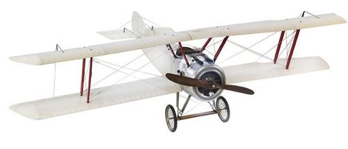 Transparent Sopwith Camel Biplane Model Plane AM