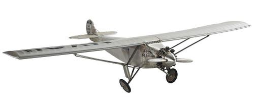 Lindberghs Spirit Of St. Louis Ryan NYP Model Airplane
