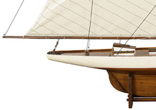 Columbia America's Cup J Class Model Sailboat