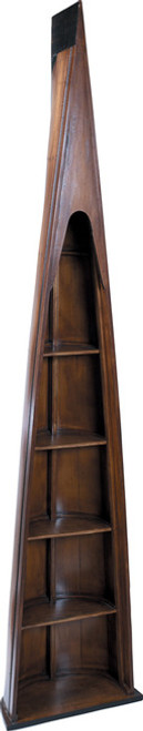Man Of Eight Rowing Shell Boat Bookcase