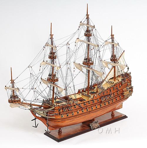 Dutch De Zeven Provincien Wood Display Model