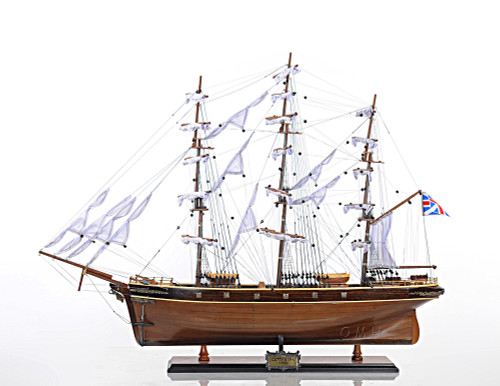 Cutty Sark Wooden Model Tall Clipper Ship