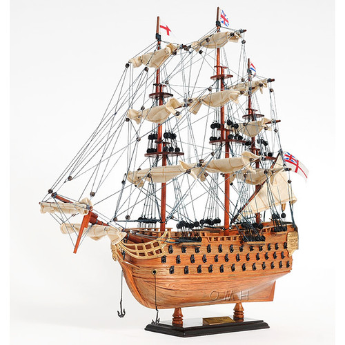 Victory Model Tall Ship Lord Nelsons Flagship