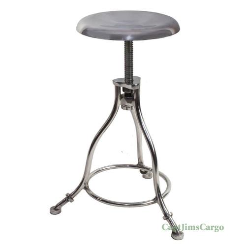 Clockmaker's Stool #1 Work Bench Chair Adjustable