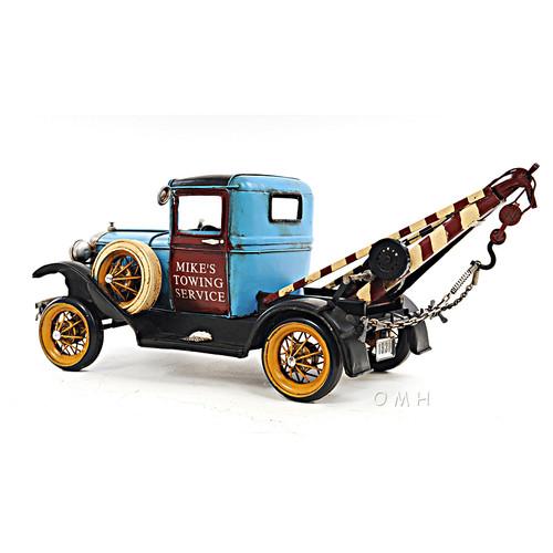 1931 Ford Model A Tow Truck Desk Car Model