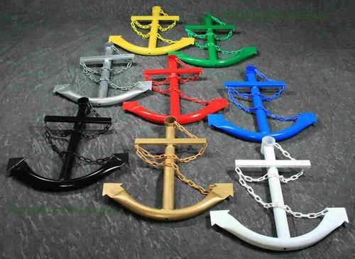 Decorative Ship S Anchor Metal Nautical Wall Home Decor 3