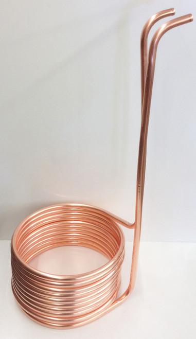 Pre-Chiller Copper Immersion Coil
