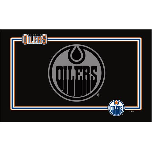 8d2e894ad Edmonton Oilers Dog Pet Neoprene Bowl Mat Placemat - Spawty