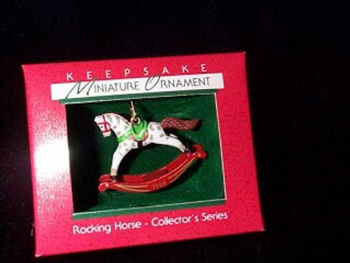 1988 Rocking Horse - Mini #1