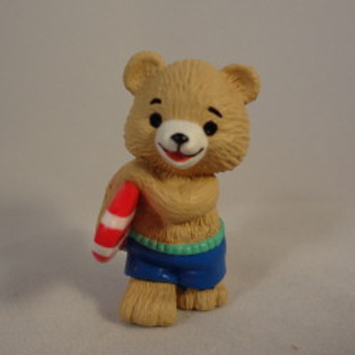 1993 Bear With Surfboard