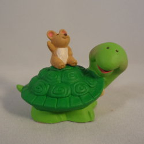 1992 Turtle And Mouse