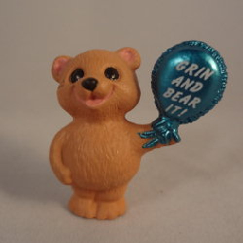 1990 Bear And Balloon