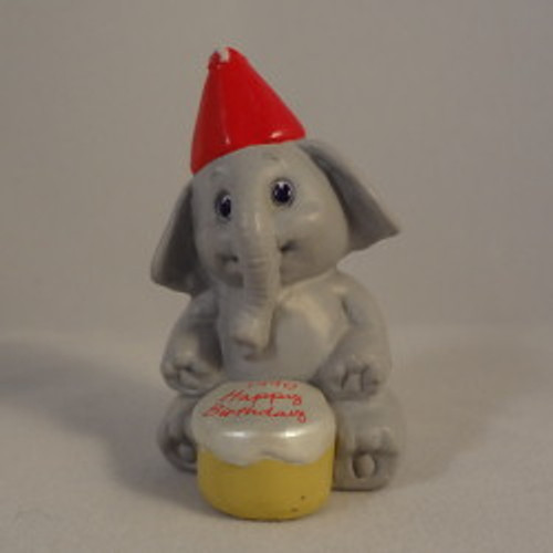 1990 Happy Birthday Elephant
